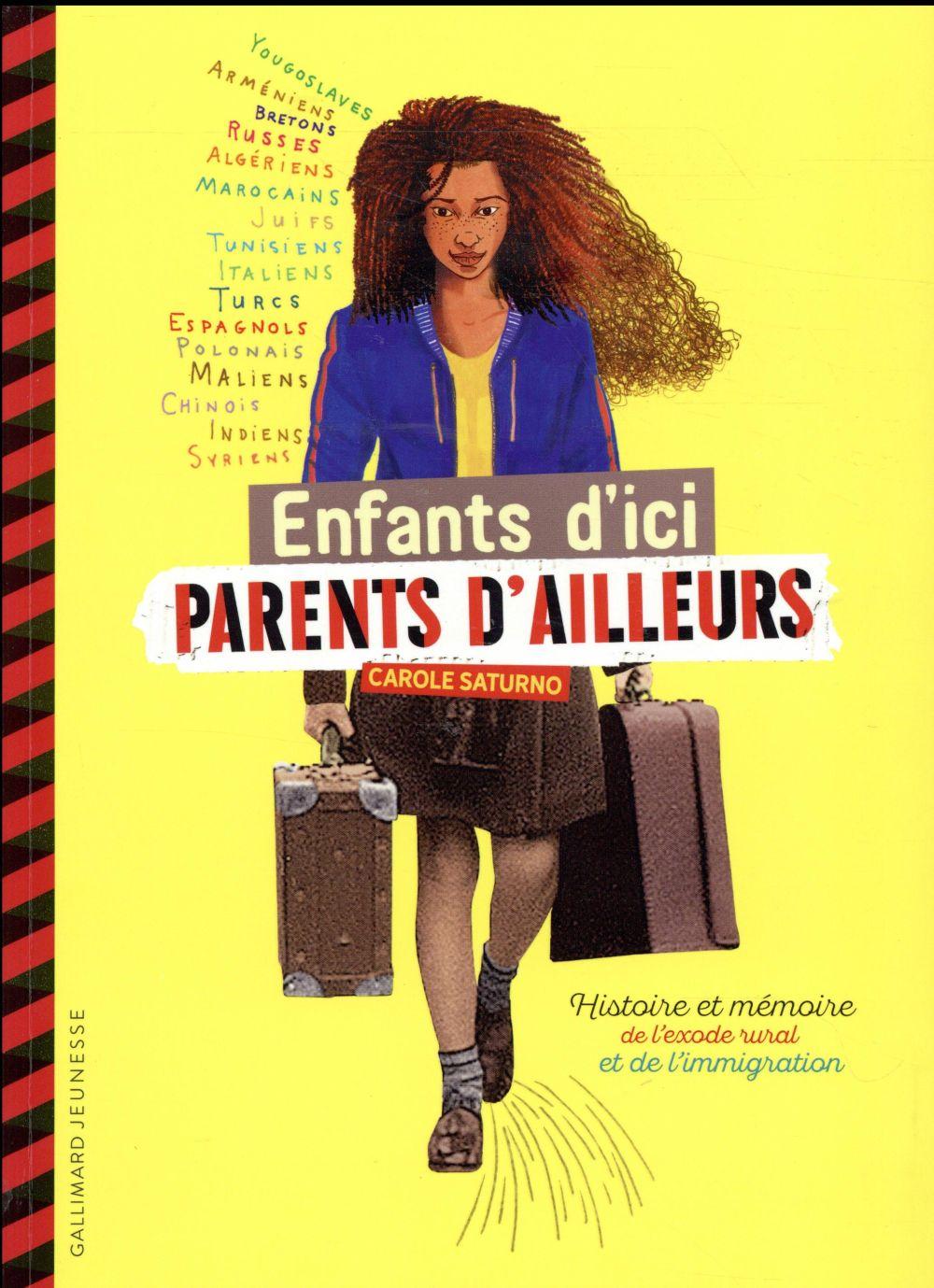 ENFANTS D'ICI, PARENTS D'AILLEURS