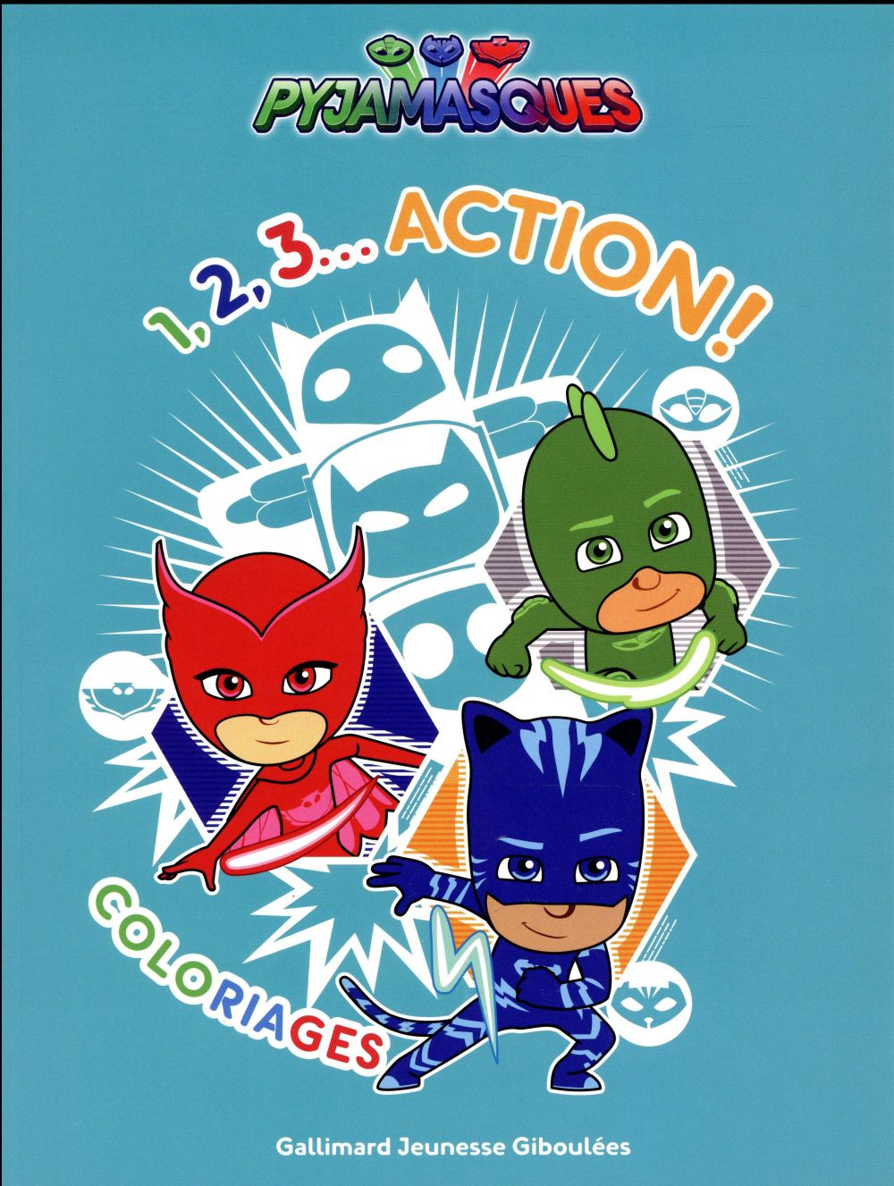 1,2,3  ACTION !