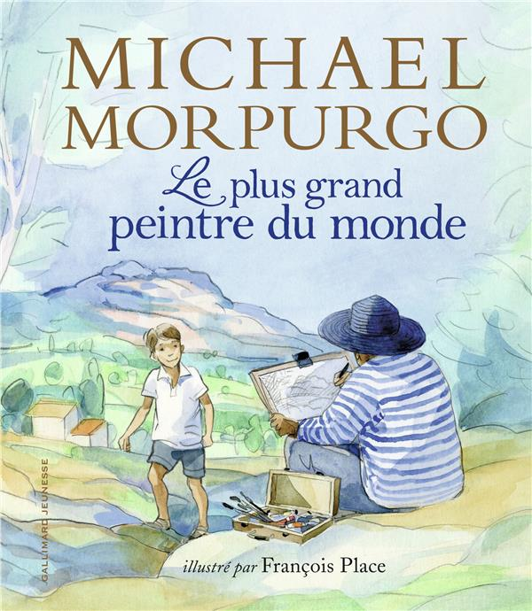 LE PLUS GRAND PEINTRE DU MONDE
