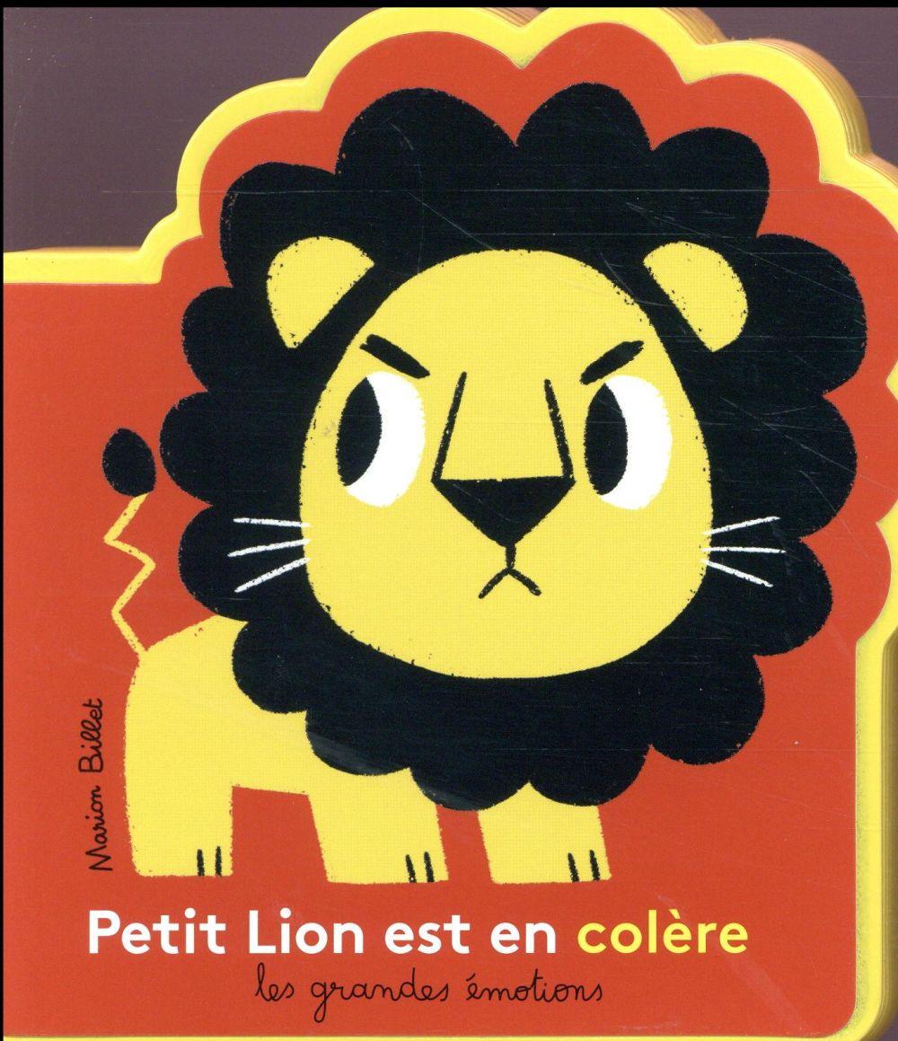 PETIT LION EST EN COLERE