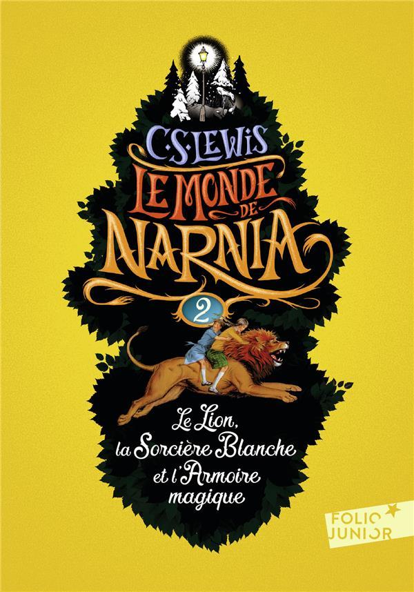 LE MONDE DE NARNIA 2 - LE LION, LA SORCIERE ET L'ARMOIRE MAGIQUE