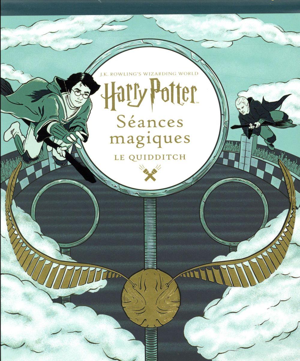 J.K. ROWLING'S WIZARDING WORLD : HARRY POTTER : SEANCES MAGIQUES, 3