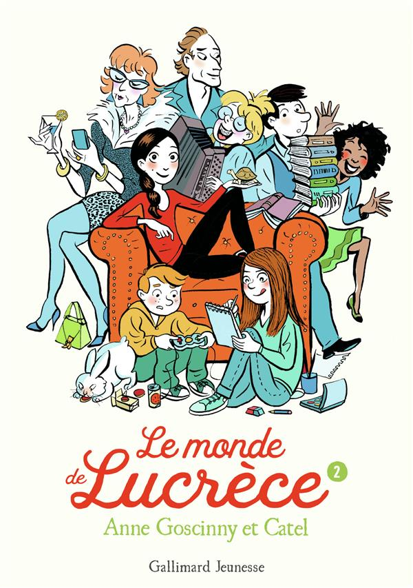LE MONDE DE LUCRECE, 2