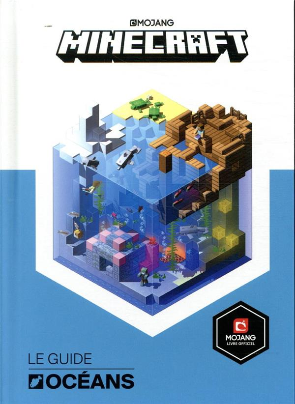 MINECRAFT, LE GUIDE OCEANS