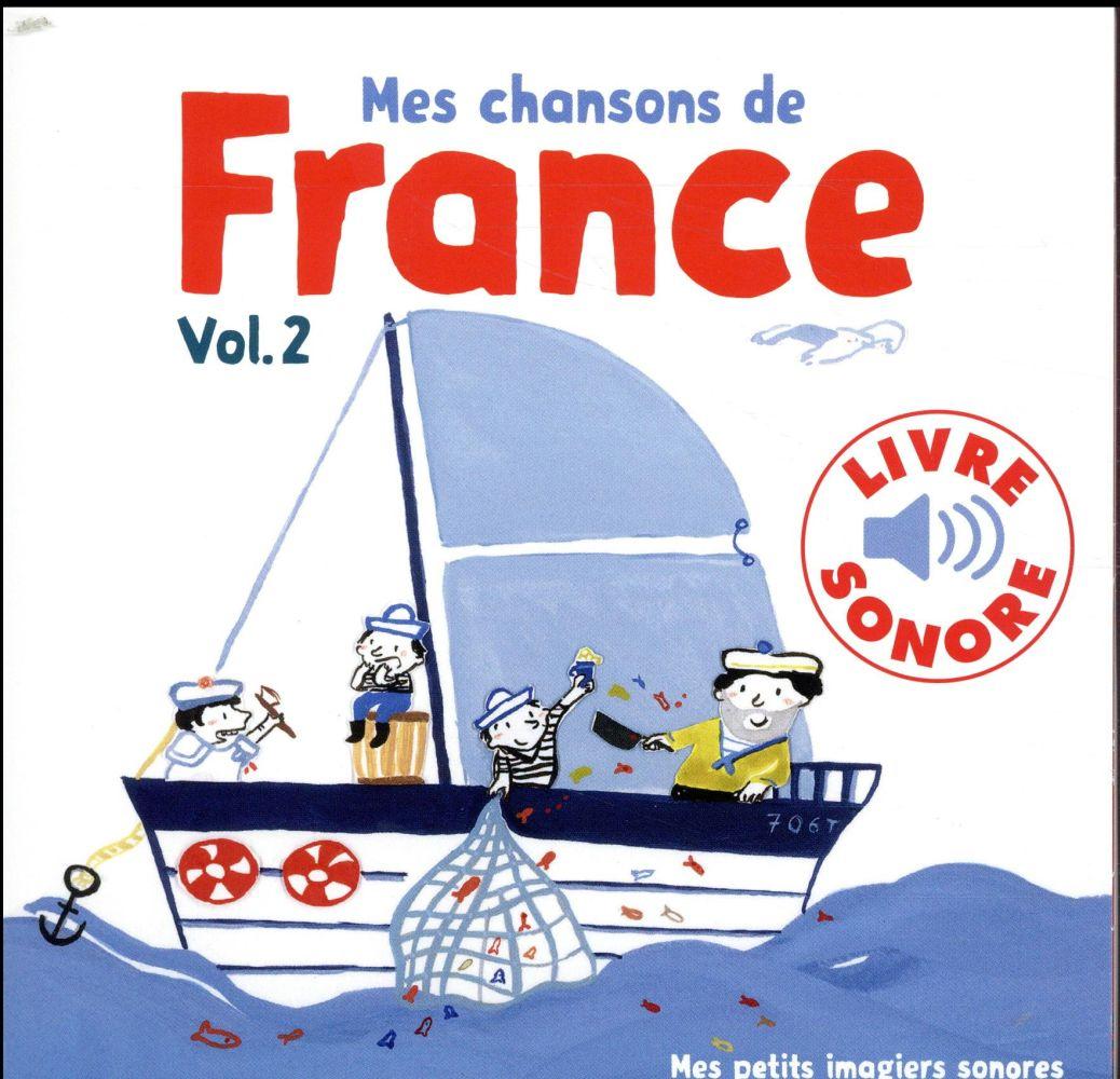 MES CHANSONS DE FRANCE, 2