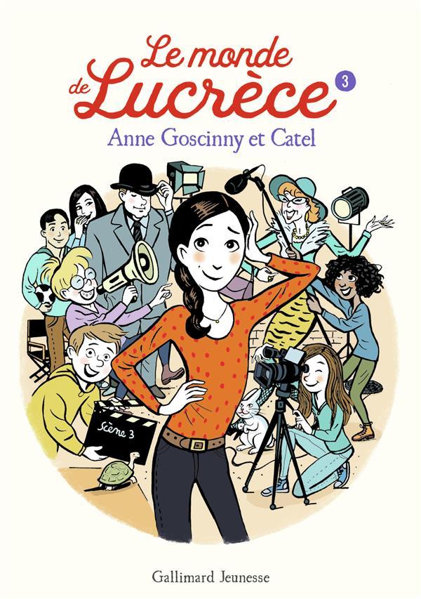 LE MONDE DE LUCRECE, 3