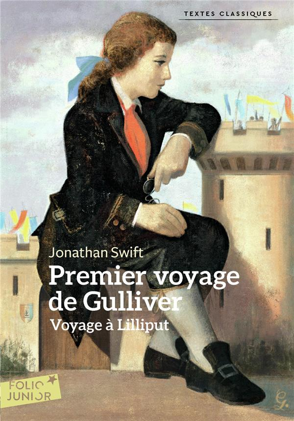 PREMIER VOYAGE DE GULLIVER - VOYAGE A LILLIPUT