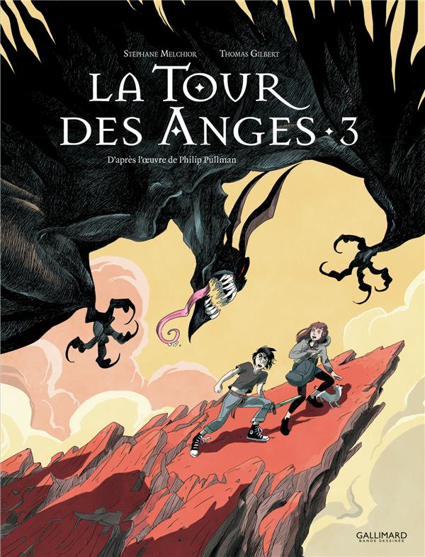LA TOUR DES ANGES - VOL03