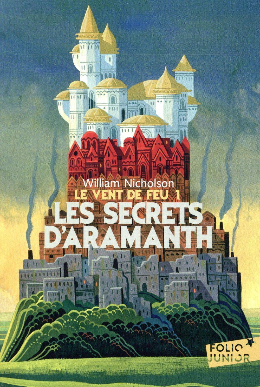 LES SECRETS D'ARAMANTH