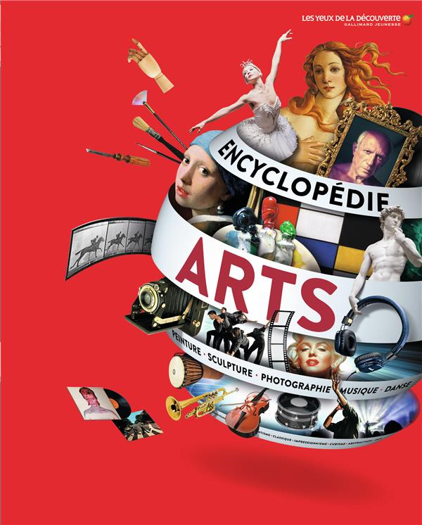 L'ENCYCLOPEDIE DES ARTS