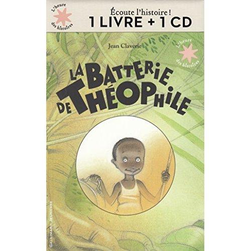 LA BATTERIE DE THEOPHILE LIVRE CD