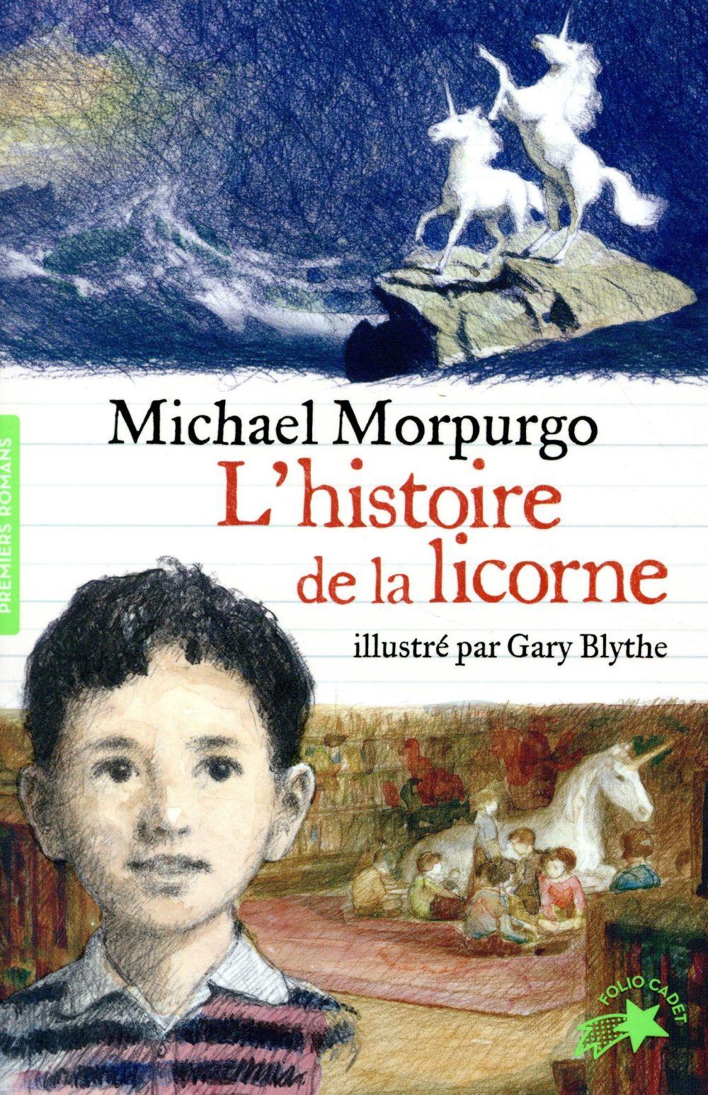L'HISTOIRE DE LA LICORNE
