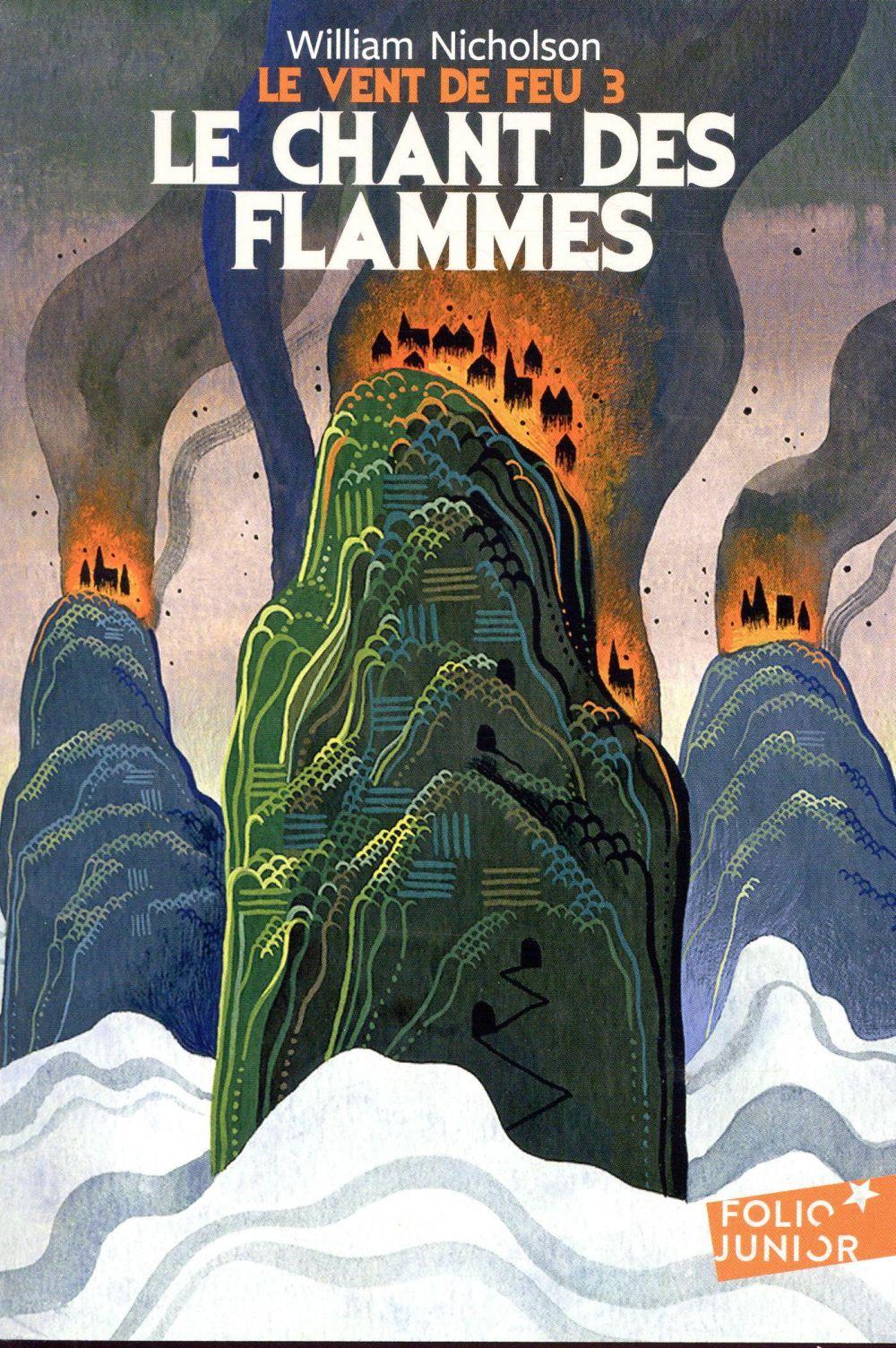 LE CHANT DES FLAMMES