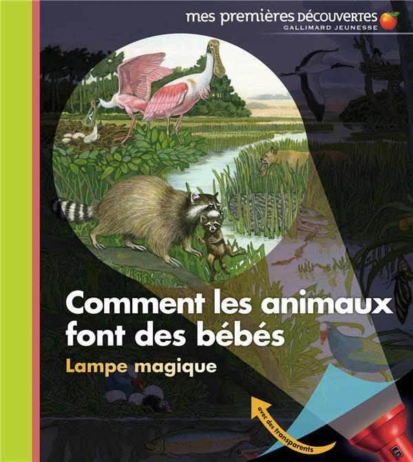 COMMENT LES ANIMAUX FONT DES BEBES