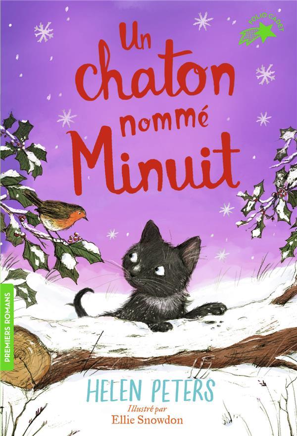 JASMINE, L'APPRENTIE VETERINAIRE, 3 : UN CHATON NOMME MINUIT