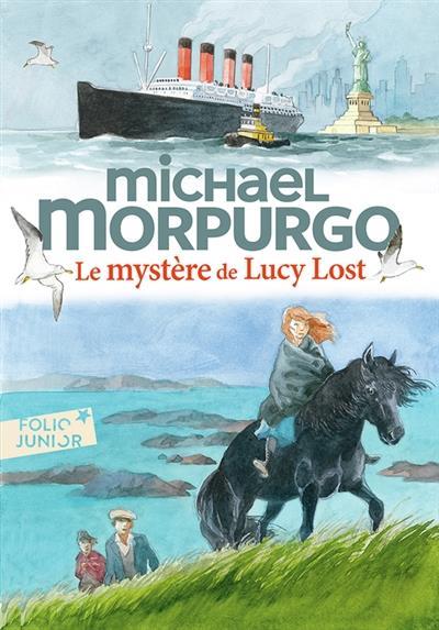 FOLIO JUNIOR - LE MYSTERE DE LUCY LOST