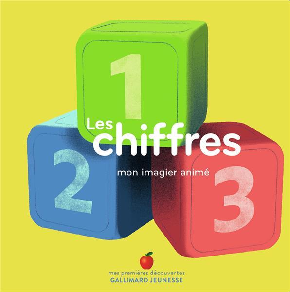 LES CHIFFRES - MON IMAGIER ANIME