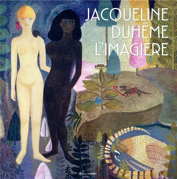 JACQUELINE DUHEME, L'IMAGIERE
