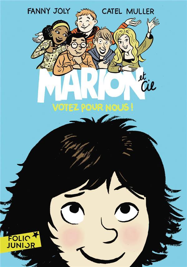 MARION ET CIE - VOTEZ POUR NOUS !