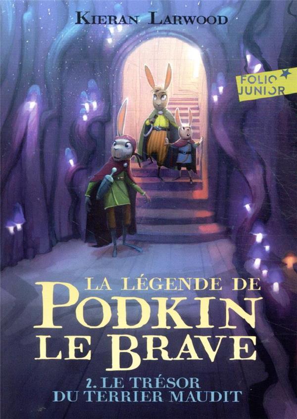 LA LEGENDE DE PODKIN LE BRAVE - VOL02 - LE TRESOR DU TERRIER MAUDIT 2