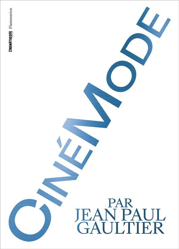 CINEMODE PAR JEAN PAUL GAULTIER - ILLUSTRATIONS, NOIR ET BLANC