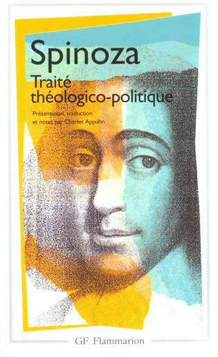 OEUVRES  T2 - TRAITE THEOLOGICO-POLITIQUE