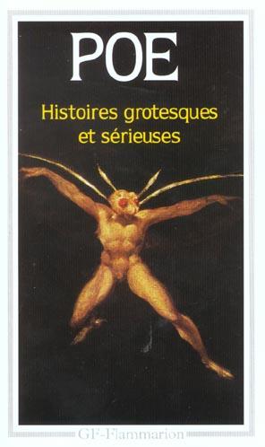 HISTOIRES GROTESQUES ET SERIEUSES