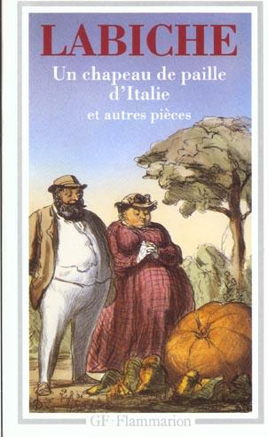 THEATRE III - UN CHAPEAU DE PAILLE D'ITALIE ET AUTRES PIECES