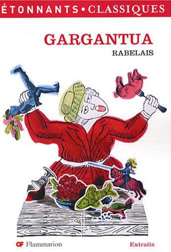 GARGANTUA (NOUVELLE COUVERTURE)