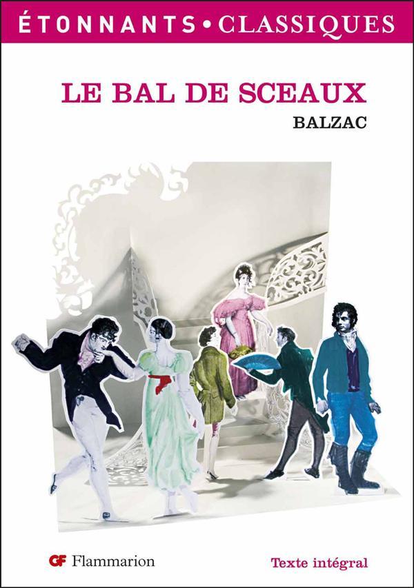 BAL DE SCEAUX (NOUVELLE COUVERTURE) (LE)