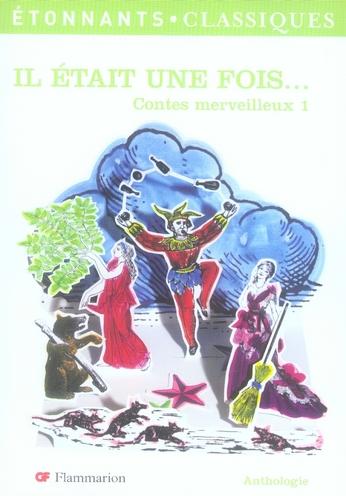 IL ETAIT UNE FOIS  - CONTES MERVEILLEUX 1