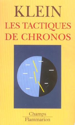 TACTIQUES DE CHRONOS (LES)