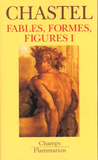 FABLES, FORMES, FIGURES -  T1