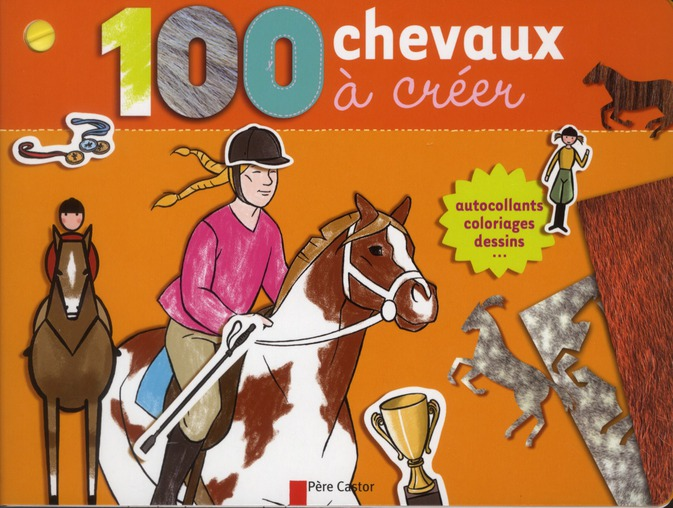 100 CHEVAUX A CREER