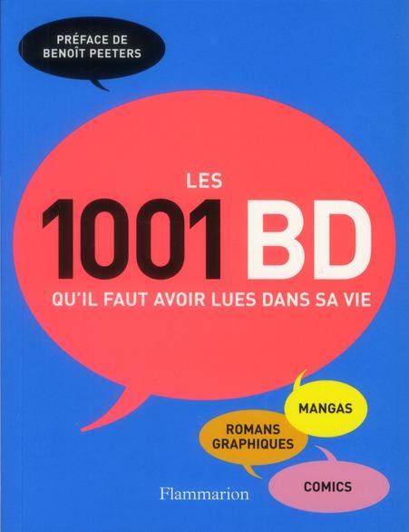 LES 1001 BD QU'IL FAUT AVOIR LUES DANS SA VIE