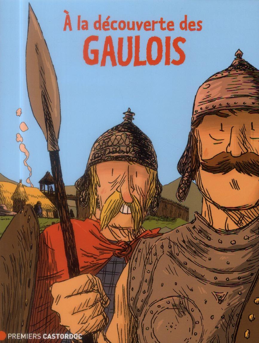 A LA DECOUVERTE DES GAULOIS