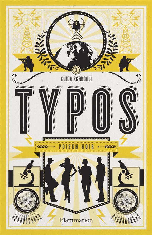 TYPOS T2 - POISON NOIR