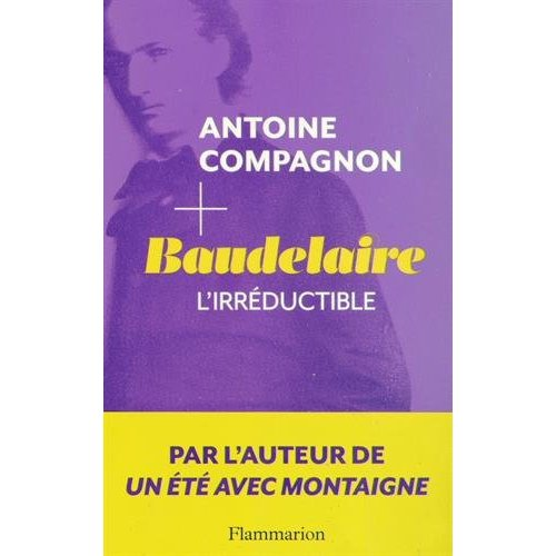 BAUDELAIRE, L'IRREDUCTIBLE