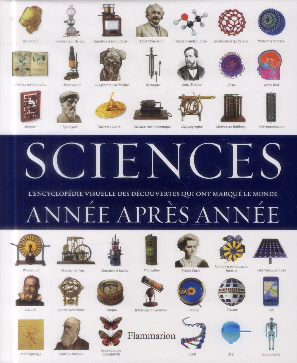 SCIENCES ANNEE APRES ANNEE