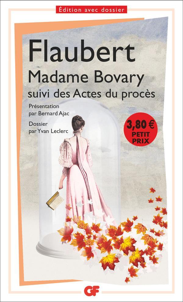 MADAME BOVARY TERMINALE LITT