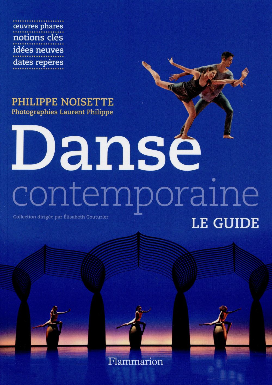 DANSE CONTEMPORAINE, MODE D'EMPLOI