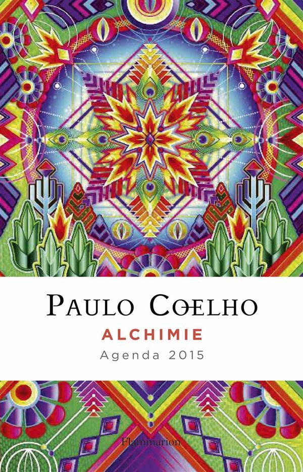 AGENDA COELHO 2015 ALCHIMIE