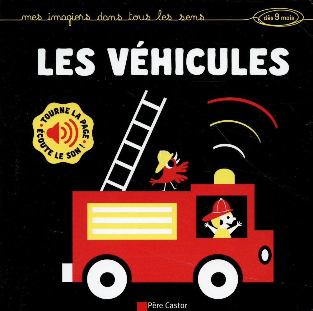 LES VEHICULES - MES IMAGIERS DANS TOUS LES SENS (DES 9 MOIS)