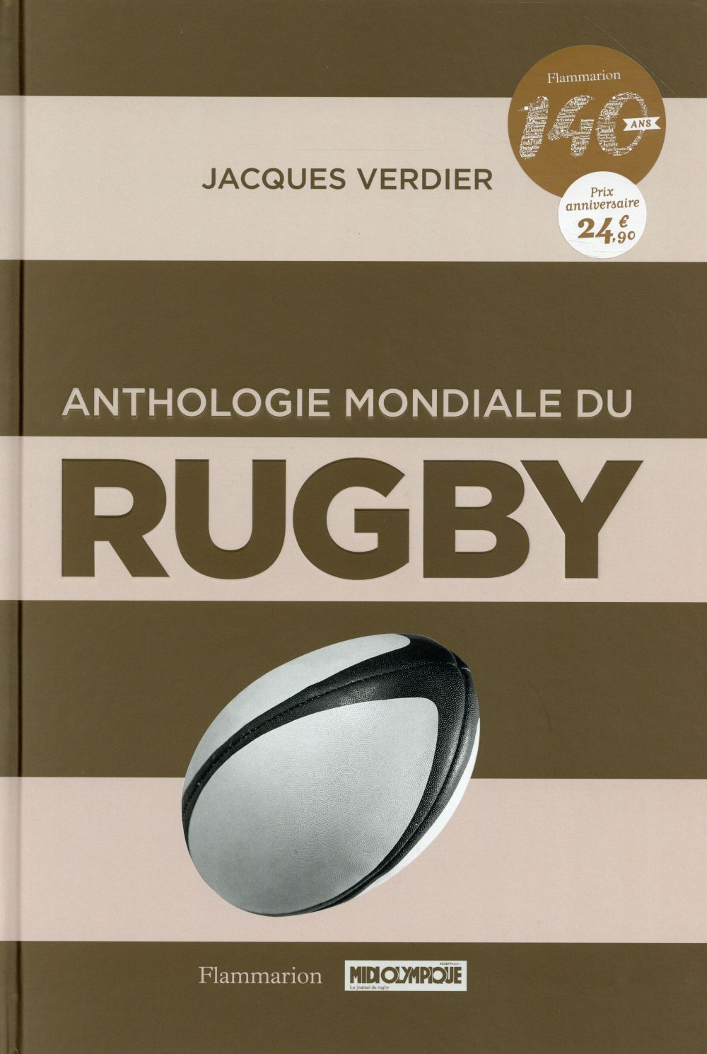 ANTHOLOGIE MONDIALE DU RUGBY (COMPACT)