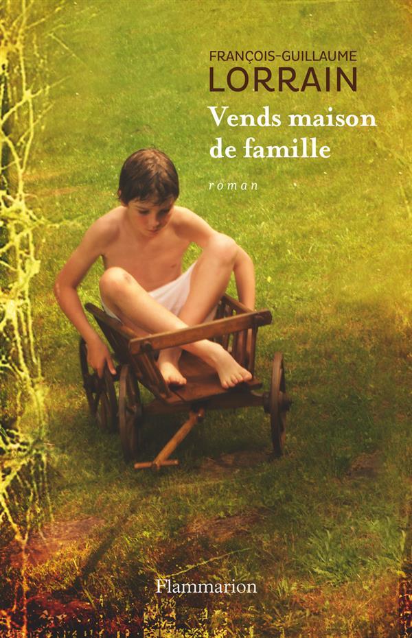VENDS MAISON DE FAMILLE