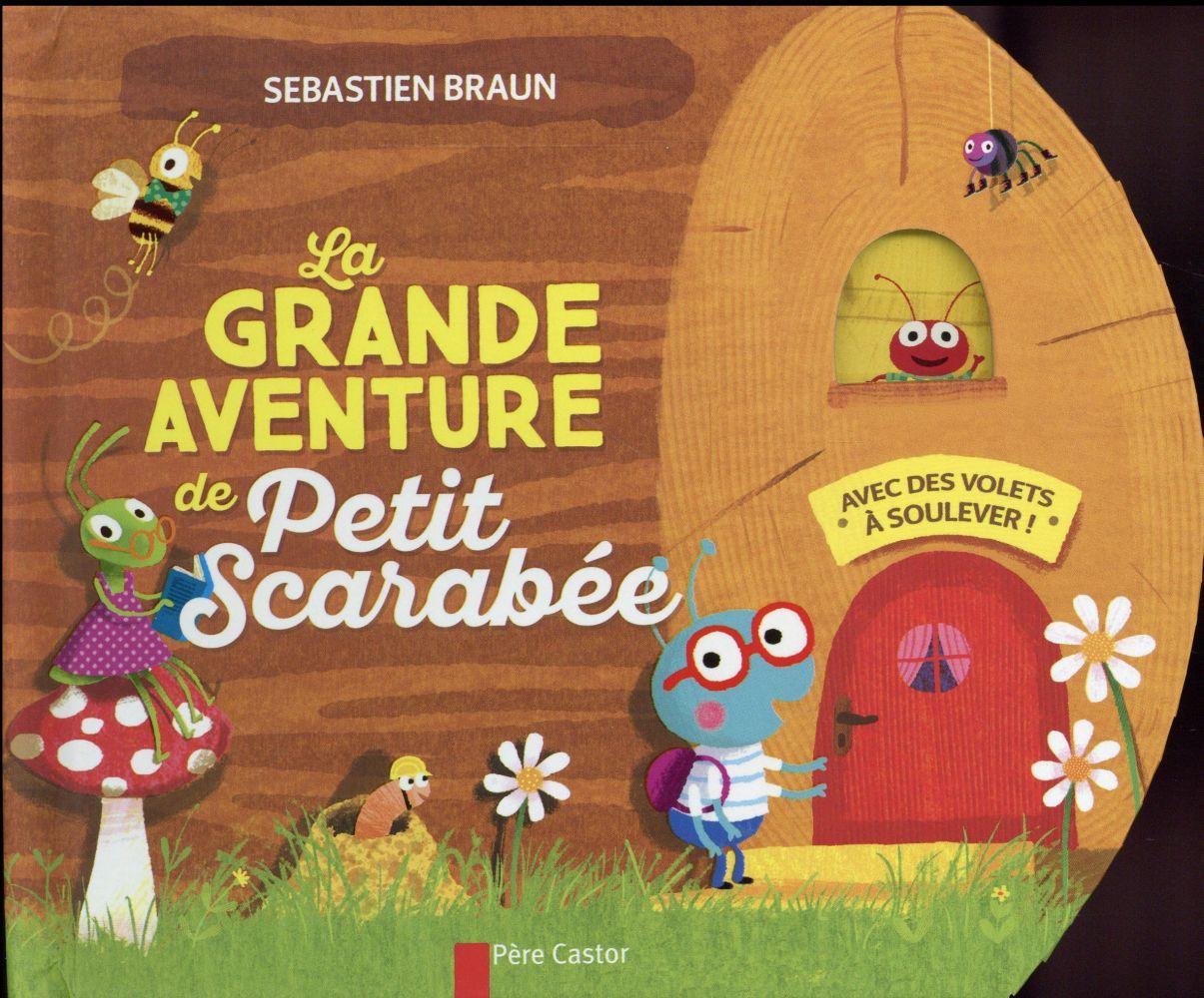 LA GRANDE AVENTURE DE PETIT SCARABEE