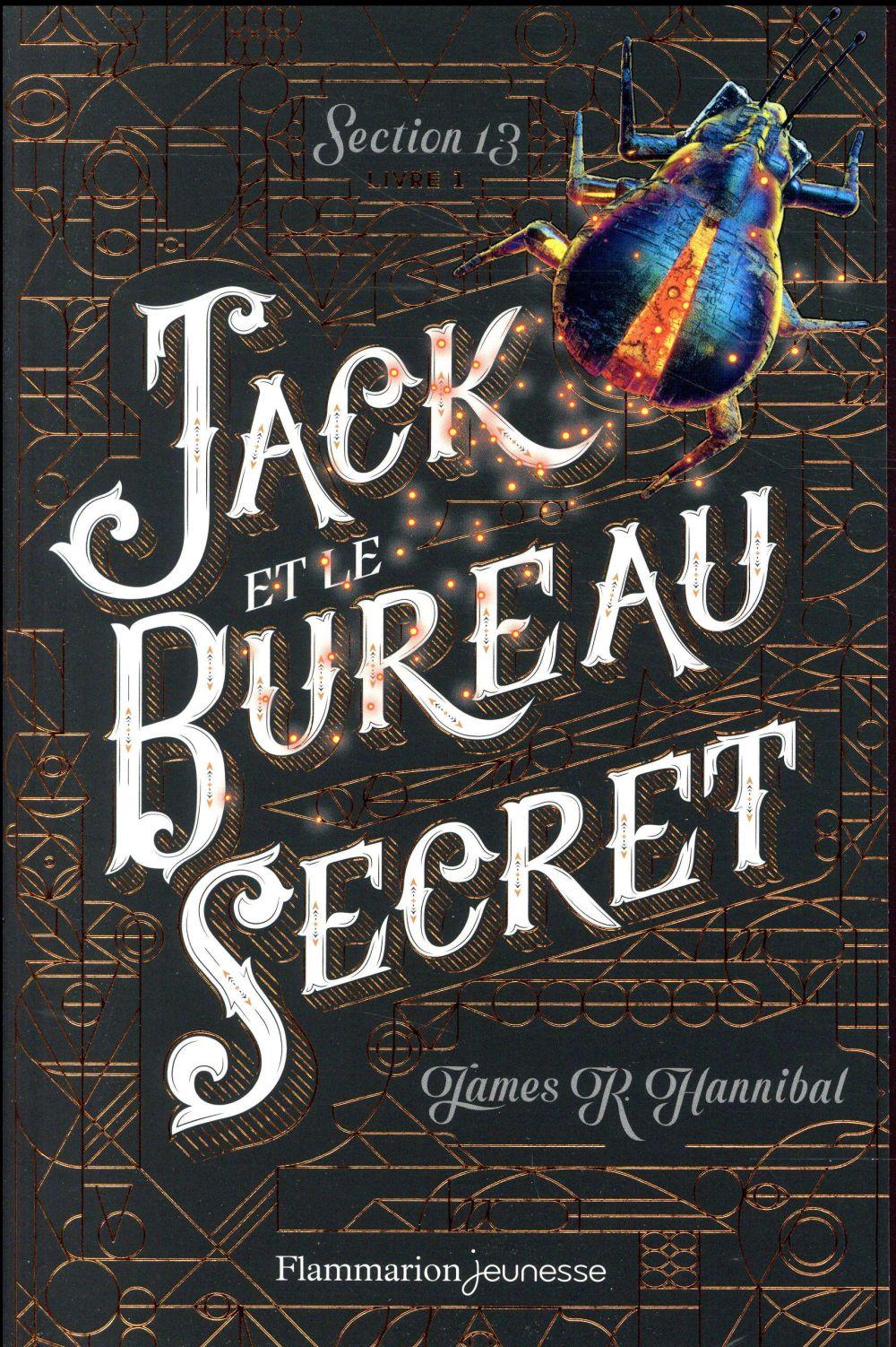 SECTION 13 T1 - JACK ET LE BUREAU SECRET