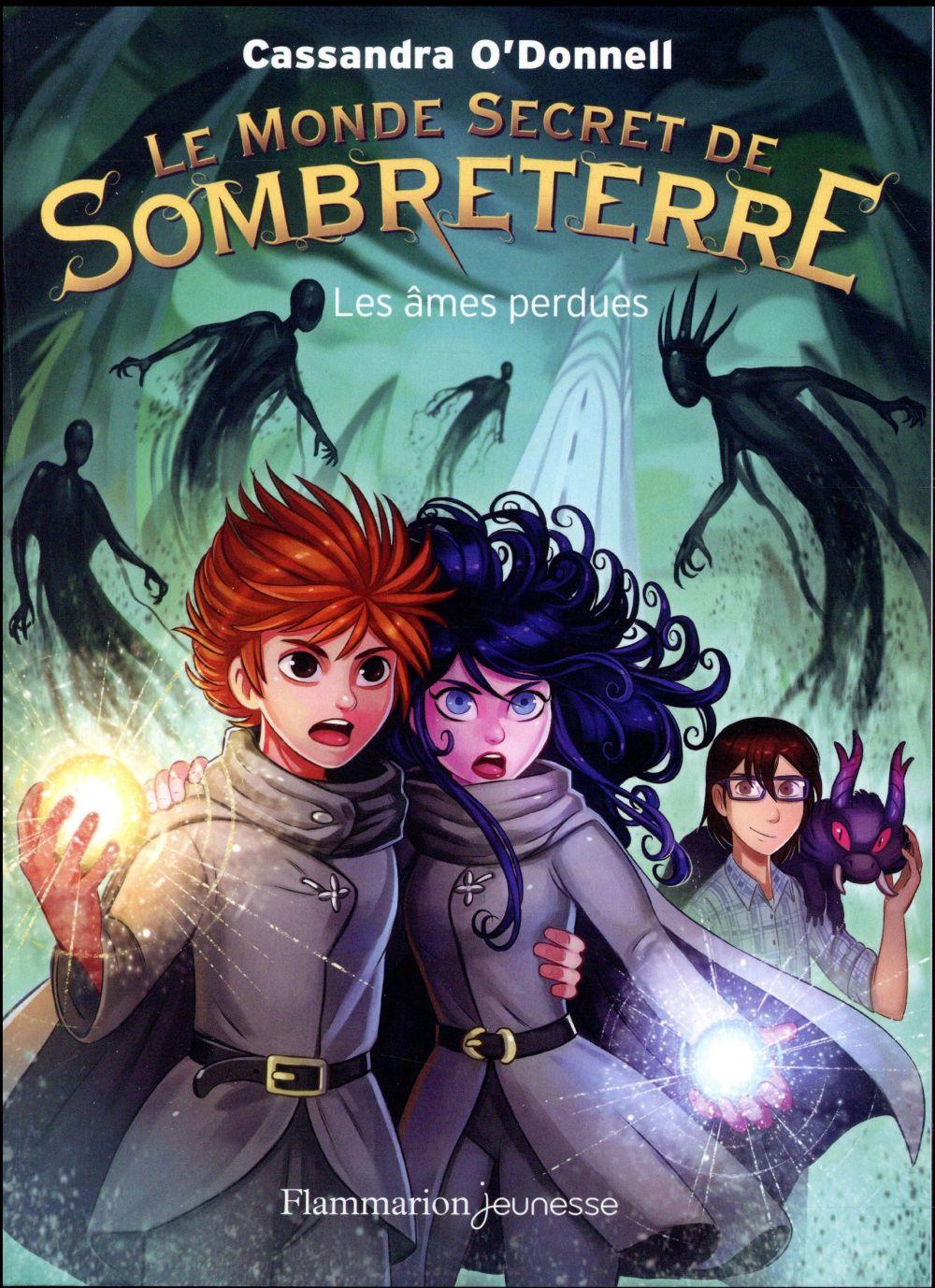 LE MONDE SECRET DE SOMBRETERRE T3 - LES AMES PERDUES