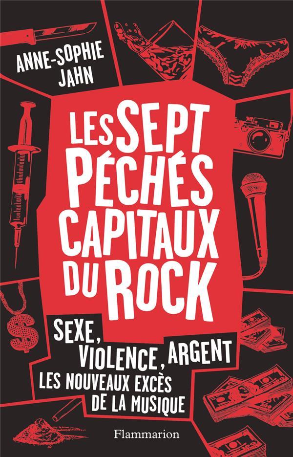 LES 7 PECHES CAPITAUX DU ROCK