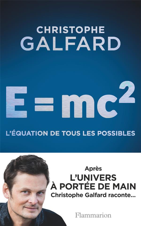 E = MC<SUP>2</SUP>